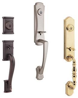 Clenches de porte